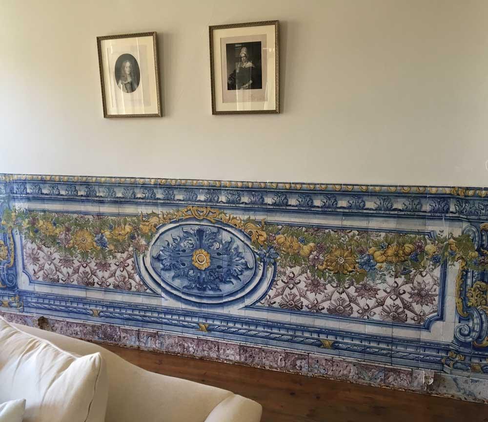 Hotel Palacio Ramalhete, Lisbon