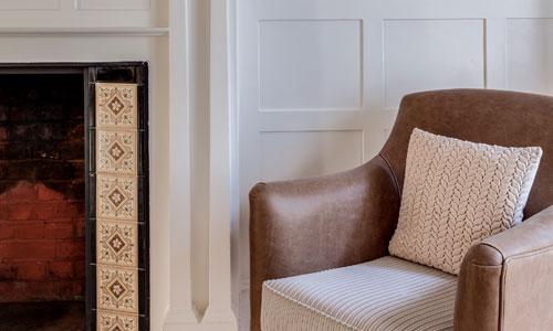 Furniture Sourcing, Interior at Cranes Park