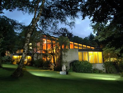 Mid-century Modern Magic:  Visiting the iconic interiors of Surrey's Stanley Picker House and The Homewood
