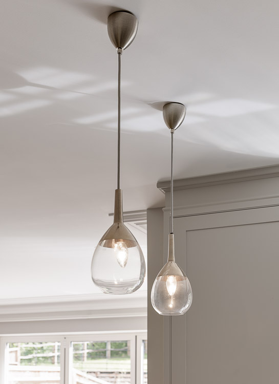 Ebb and flow kitchen lights